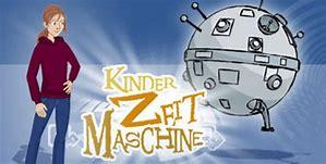 Kinderzeitmaschine - Reise in die Vergangenheit