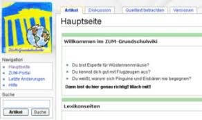 ZUM-Grundschulwiki